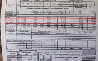 Что такое сальдо в коммунальных платежах 2020 — в квитанции жкх