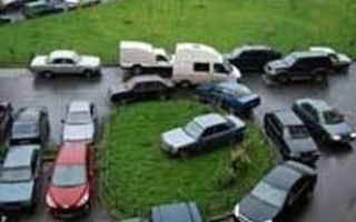 Парковка на придомовой территории многоквартирного дома — закон, во дворе, правила, для инвалидов, как организовать, разрешена ли