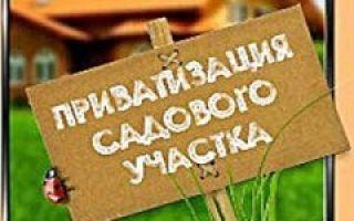 Приватизация садового участка 2020 — порядок, снт, в садовом товариществе, какие документы нужны, в садоводстве, сроки