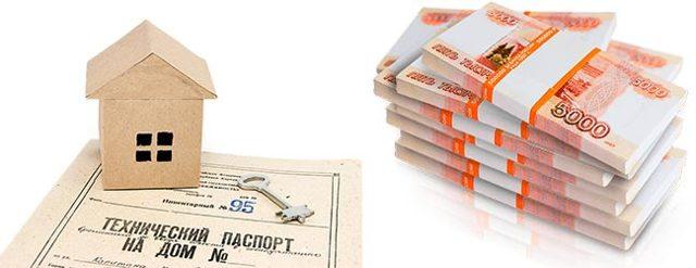 Техпаспорт на дом в БТИ (технический паспорт) 2020 - цена, стоимость, сколько стоит, заказать, как получить