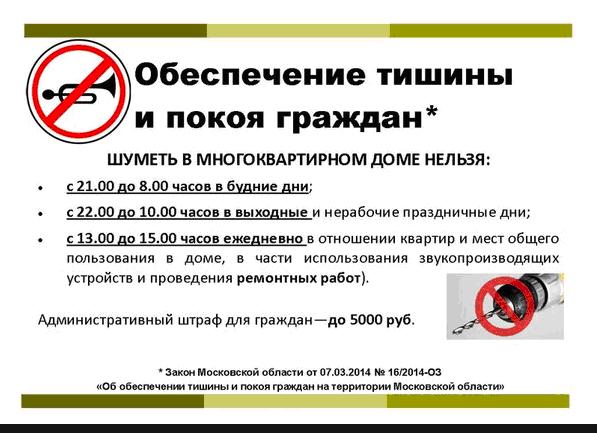 Правила проведения ремонта в многоквартирном доме 2020 - работ, время, регламент