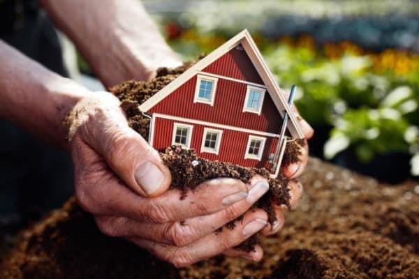 Земля под многоквартирным домом 2020 - чья собственность, оформление, право
