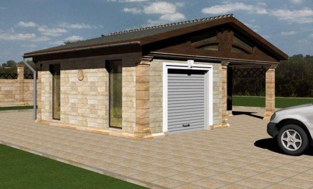 Разрешение на строительство гаража 2020 - нужно ли, на своем участке, требуется ли, как получить, в ГСК