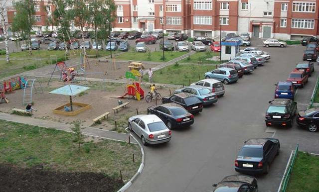 Придомовая территория многоквартирного дома 2020 - закон, Жилищный Кодекс, благоустройство, уборка, что такое, правила парковки, сколько метров, как узнать границы, кому принадлежит, что считается, что входит