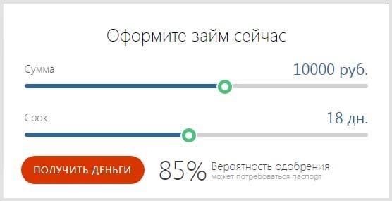 Займи 15 рублей