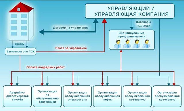 Обязанности ТСЖ 2020 - перед жильцами, права, законодательства