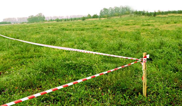 Вынос границ земельного участка в натуру 2020 - стоимость, цена, на местности, акт, что такое