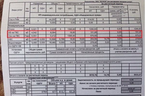 Что такое сальдо в коммунальных платежах 2020 - в квитанции ЖКХ