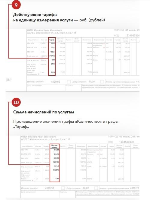 Расчет коммунальных платежей 2020 - услуги, онлайн, ЖКХ